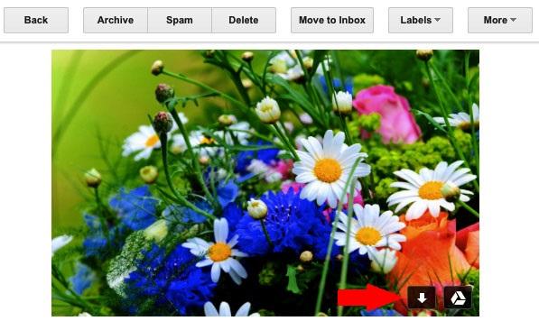 Gmail ve Google Drive da Resimleri Görüntülemek