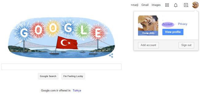 Google + Hesap Nasıl Silinir?