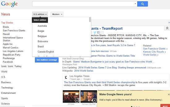 Nedir Bu Google News ve Nasıl İndirebilirim
