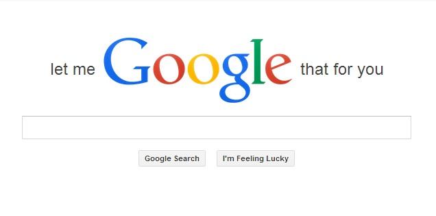 Google Sihirli Sözcükler