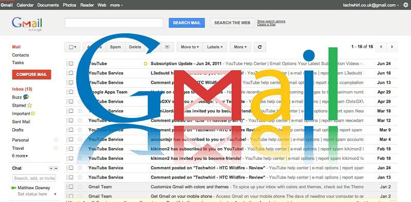 Gmail Üyelik Alma