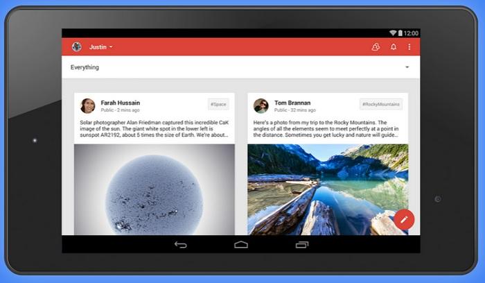Google + İndir