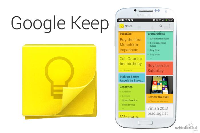 Google Keep İndir