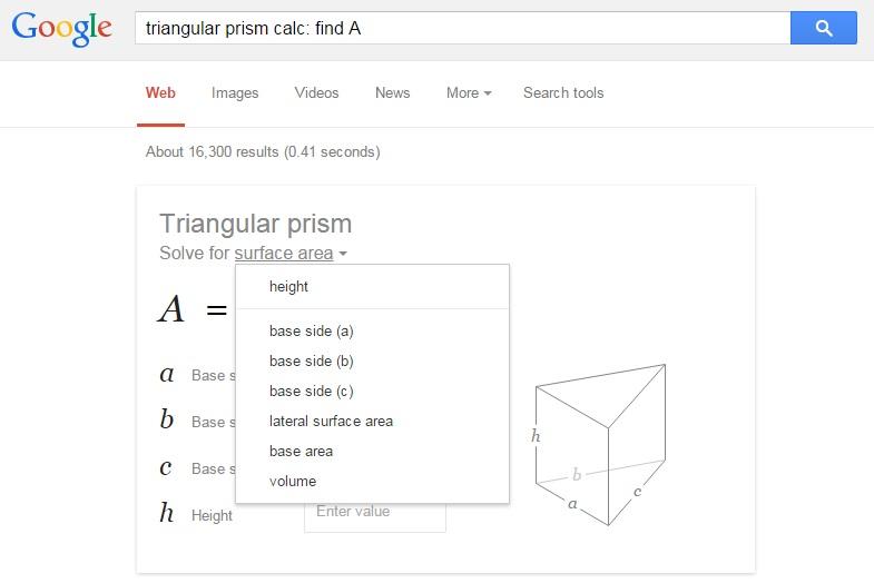 Google ile Karmaşık Geometrik Sorunlarını Çözün