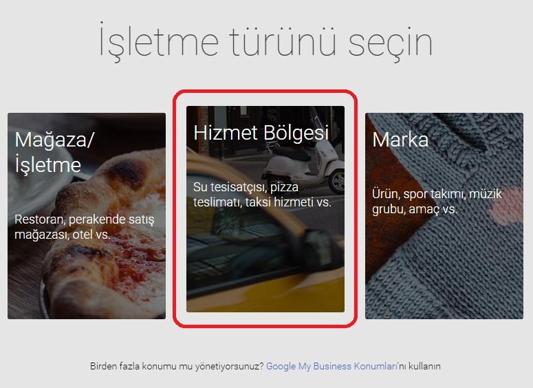 Cafe, Resturant veya Barınız için Google Plus Sayfası Açın