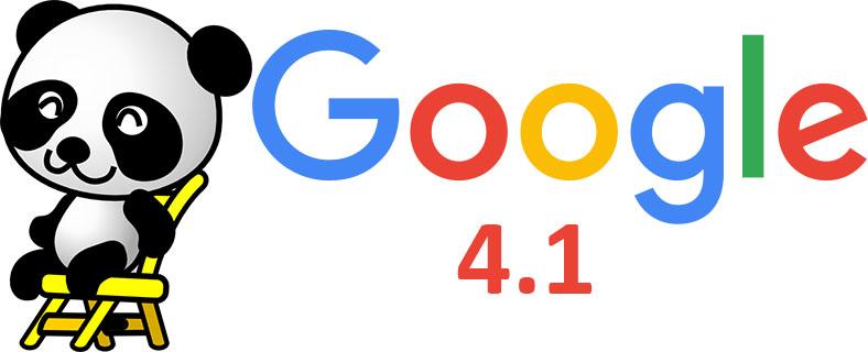 Google Panda 4.1 Güncellemesi