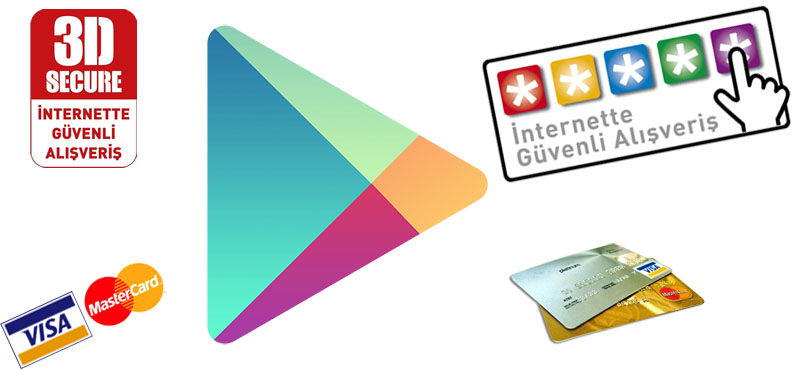 Google Play Ön Ödeme