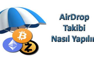 AirDrop Takibi Nasıl Yapılır?