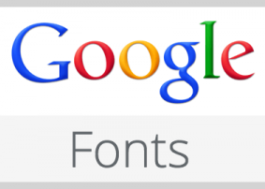 Hazırladığınız Proje Google Fonts Ekleme