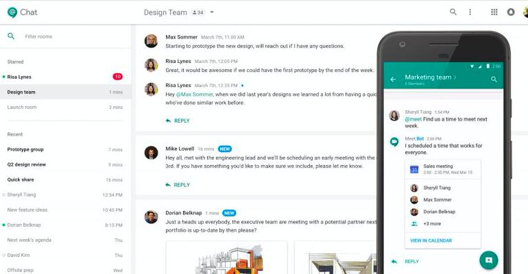 Google Hangouts'ta Nasıl Sohbet Edilir?