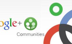 Google Plus Topluluğu Nasıl Oluşturulur?