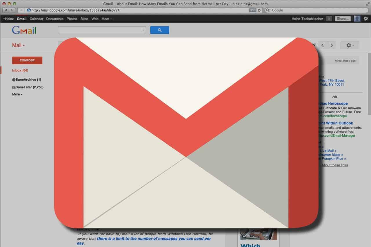 Gmail Adresi Örnekleri
