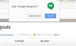 Google Hangouts Eklentisi Nasıl Yüklenir?