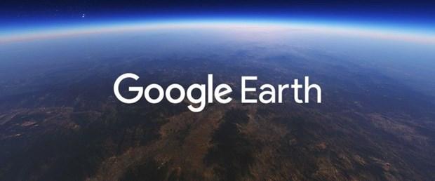 Dünya Haritası Google Earth