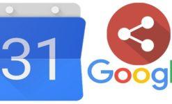 Google Masaüstü Takvimi