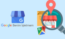 Google'a Adresinizi Ekleyin