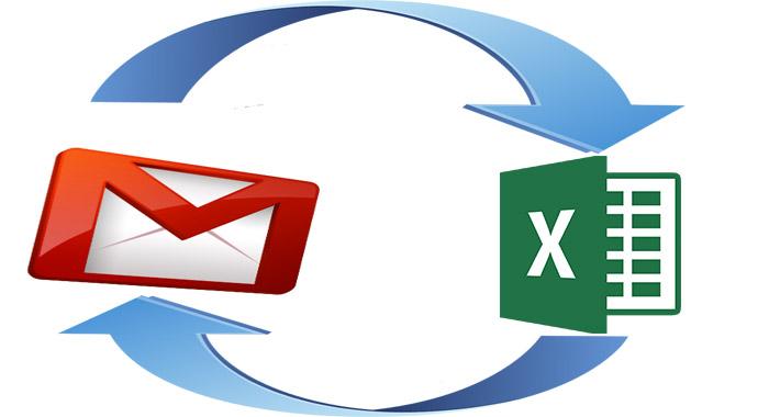 GMail'den Kişi Listesi Excel'e Çıkarmak