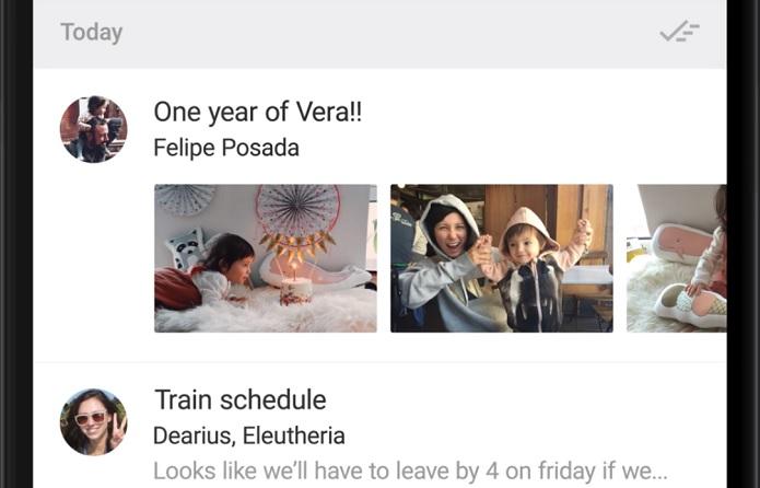 Yeni Ürün Inbox by Gmail