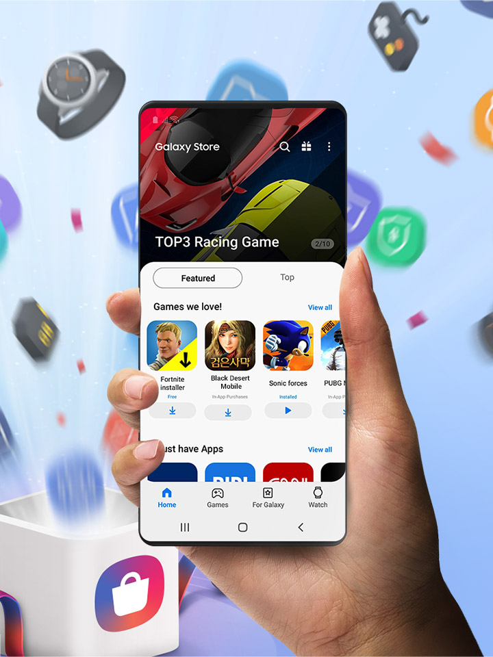 Samsung Play Store